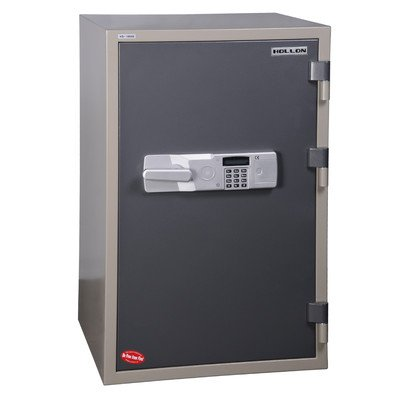 1 Hr Fireproof Electronic Lock Data / Media Safe Size: 36.5""