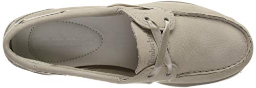 Cashmere Classic Unlined Rosa pure Mujer Náuticos Timberland Boat Para 9ck THqyyfaB