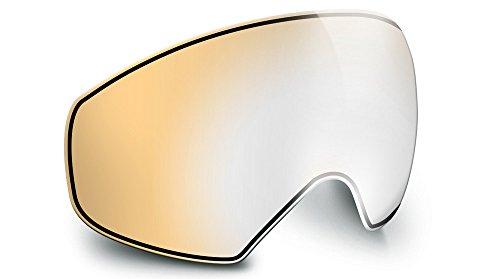 Bollé DUCHESS Ecran de remplacement pour masque de ski R/l Duchess Amber Gun