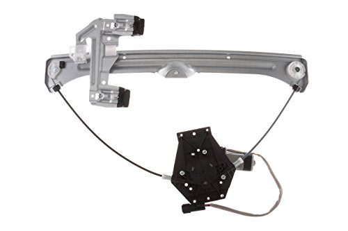 HANSUN 8820-0442 Power Window Regulator With Motor Front Right Passenger Side For Chrysler PT Cruiser Wagon - PT - (Pt Cruiser Right Door)