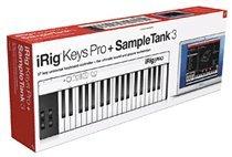 IK Multimedia CBKPST3HCDI Keys Pro + Sample Tank 3 Bundle by IK Multimedia