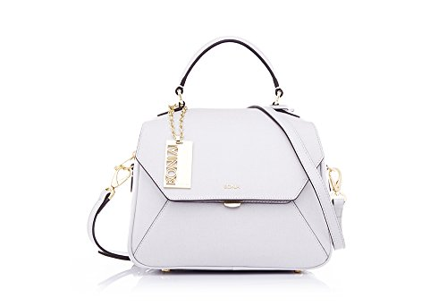bonia-womens-grey-treasure-satchel