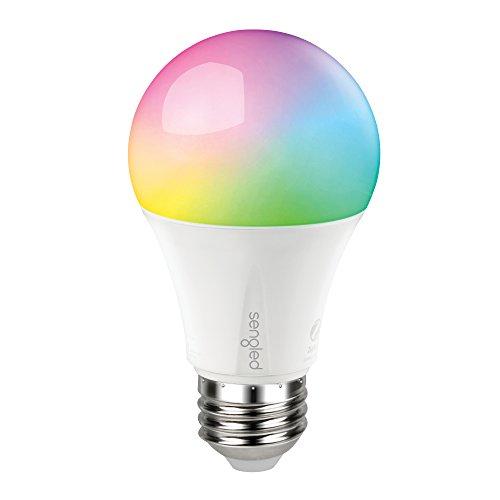 Sengled–Elemento de color plus Smart Bombilla LED Bombilla de luz cambiante de color A19, RGBW...