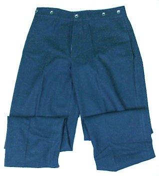 Civil War Colonel Costumes (Civil War Reproduction U.S. Foot Trousers (44))