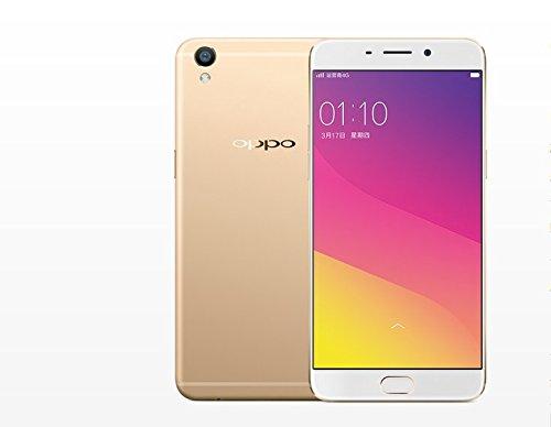 "Oppo R9 5.5"" 13MP Dual SIM 4GB RAM 64GB Unlocked 4G Smartphone (Gold)"