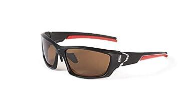 Extra Carp Exc Polarized Sunglasses Barletta Sonnenbrille, Schwarz/Orange, M