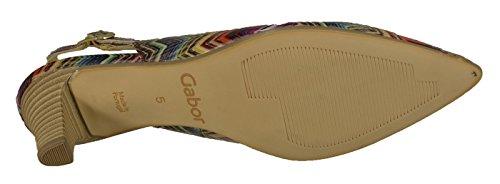 Sandali 550 Multicolore 93 41 Donna Gabor npxwRUq