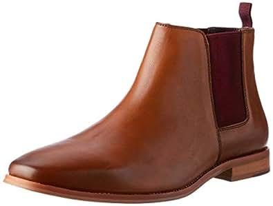 Julius Marlow Men's Phrase Boots, Brown (Cognac), 7 AU