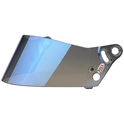 Bell Racing 287 SRV 3MM BLUE CHROME BRUS SHIELD by Bell