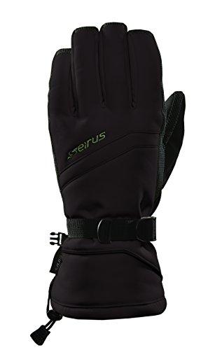 Seirus Innovation Men's Hws Yukon Glove, Black, XXL