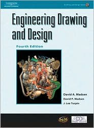 Download Engineering Drawing and Design 4th (forth) edition Text Only PDF ePub ebook