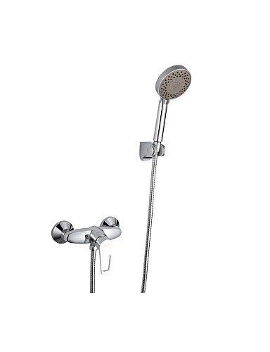 tode Badezimmer Wasserhahn Kupfer Duschkopf gesetzt einfache Handbrause