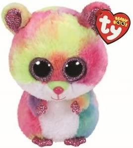 Alaska Stuffed Animals, Amazon Com Ty Beanie Boos 6 Rodney Perfect Plush Toys Games
