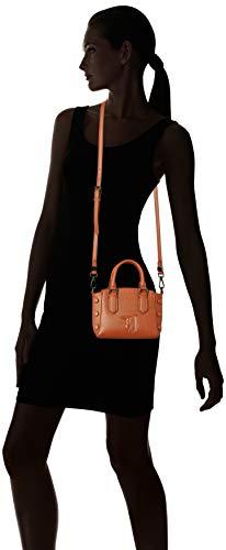 9y099999 Mujer w Cm leather O Para Ne L Bolso X On Marrone 18x13x9 T Trussardi H Jeans Bandolera 75b00545 BxFFY4