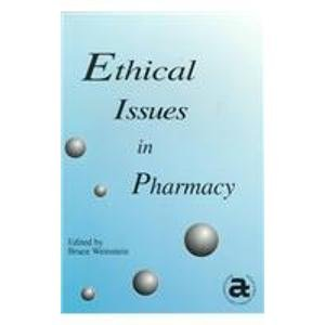 Ethical Issues in Pharmacy