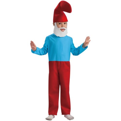 Smurfs Movie Papa Smurf Costume