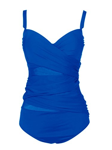 ebfb5a9077615 COOL Memo Plus Size Womens Swimsuits Monokini Bathing Suit backless One  Piece Swimwear