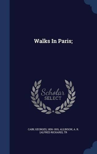 Walks In Paris; PDF