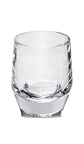Johnnie Walker Blue Label Royal Grand Estate Crystal Snifter Glass Boxed Set by Johnnie Walker Distillery