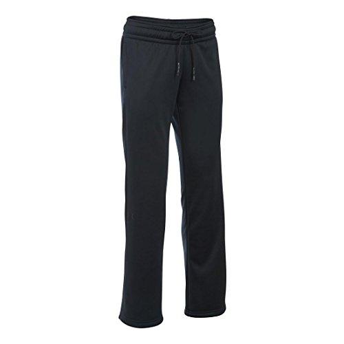 Women's Under Armour Lightweight Storm Armour Fleece Pant, Black, Small Short