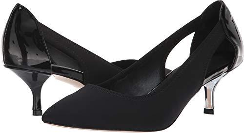 Donald J Pliner Women's Gaio Black Crepe Elastic 9 M US M