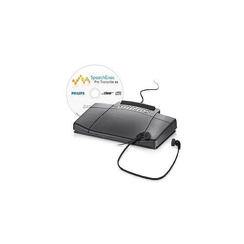 Philips LFH7277 SpeechExec Pro Transcription Set