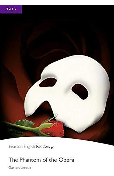 Penguin Readers 5: The Phantom of The Opera Book and MP3 Pack Pearson English Graded Readers - 9781408276471: Amazon.es: Leroux, Gaston: Libros en idiomas extranjeros