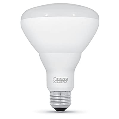 Feit Electric 65-Watt Equivalent BR30 Dimmable CEC Title 24 Compliant LED ENERGY STAR 90+ CRI Flood Light Bulb, Soft Whi