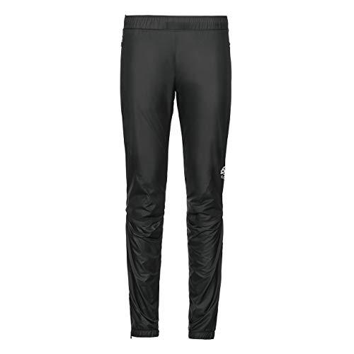 Miles Light Odlo Pantalón Pants Black X5wqZ1