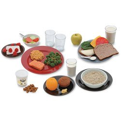 nasco vida/forma un día de la ingesta Food réplica Kit - Nutrición enseñanza SIDA - wa24184: Amazon.es: Amazon.es