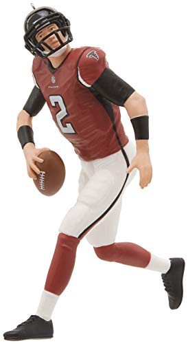 Hallmark Football Legends Atlanta Falcons Matt Ryan Ornament Keepsake-Ornaments Sports & Activities,City & State (Atlanta Christmas Falcons Ornaments)