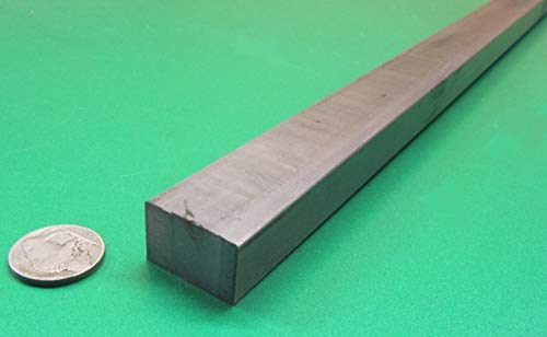 """4140 Steel 1//2/"""" thick 12/"""" long bar 1/"""" wide Annealed"""
