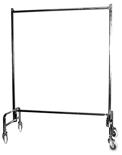 Portable Garment Rack 48''