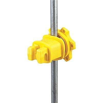 Western Screw-Tight Round Post Insulator