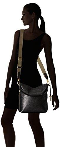 56ab21eeb Fossil Maya Small Hobo, Black: Amazon.com.au: Fashion