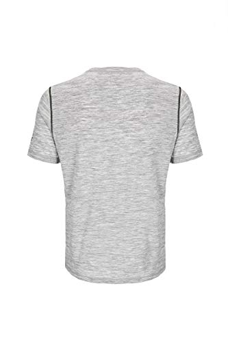 shirt nbsp;t Bag Base Natural Melange 140 duffel S Mérinos T M shirt Ash Laine Super En xEYnY