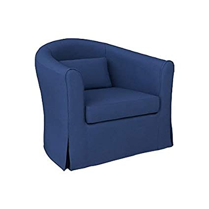 Pleasant Amazon Com Tly Cotton Tullsta Armchair Cover For The Ikea Gmtry Best Dining Table And Chair Ideas Images Gmtryco