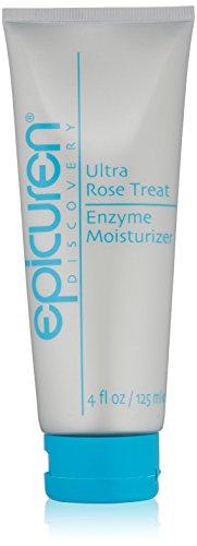 Ultra Rose Treat Enzyme Moisturizer, 4 oz.