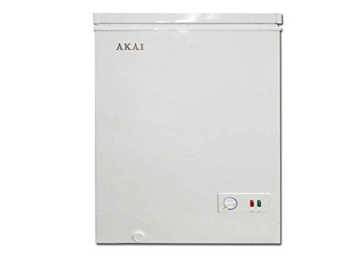 AKAI ICE152 Orizzontale Volume 150 Litri Classe Energetica A Rumorosit/à db 42