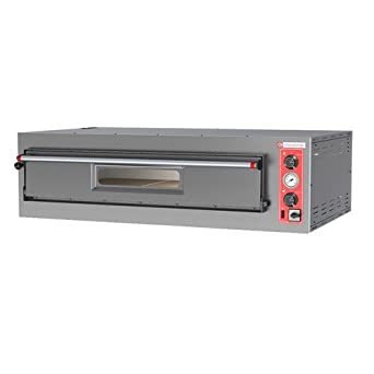 Horno para pizza pizzería eléctrico 9 pizzas RS0962: Amazon.es ...