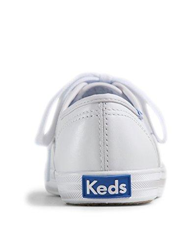 Champion Leather CVO cuero Zapatillas mujer de Keds White PqFdpP
