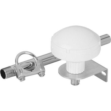 Pulse - GPS0015 - Antenna, GPS, White, N Female on RG-58 lead