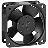 EBM PAPST 614NM AXIAL FAN, 60MM, 24VDC