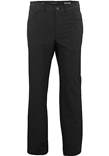 Alberto Men's Ceramica Pant Tom Comfort Fit 0039 - Charcoal (995) (62) 46x36 by Alberto