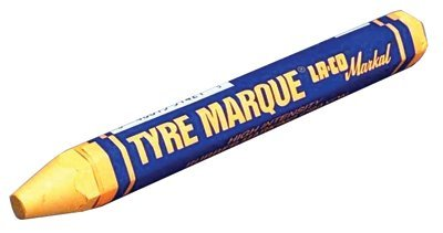 SEPTLS43451420 - Markal Tyre Marque Rubber Marking Crayons - 51420