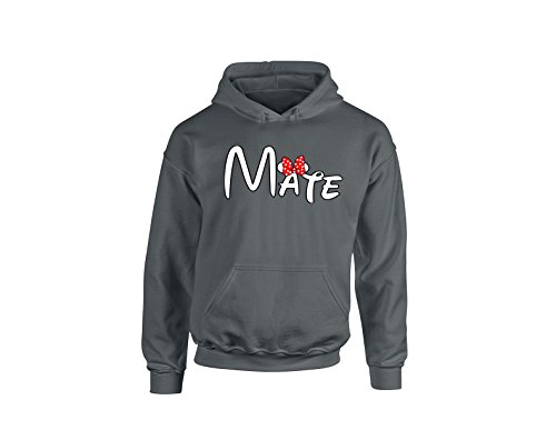 (Falcon's Shop Falcon Mate Cute Mother's Day Unisex Pullover Hoodie Hooded)