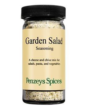 Garden Salad Seasoning By Penzeys Spices 3.2 oz 1/2 cup jar ()