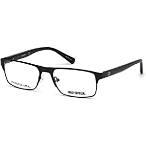 Eyeglasses Harley-Davidson HD 0765 001 shiny black