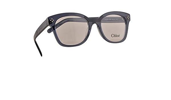 Chloe CE2703 Eyeglasses 52-19-140 Azul Con Lentes De Muestra 405 CE 2703: Amazon.es: Ropa y accesorios