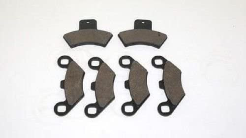Polaris 425 Xpedition Expedition Front and Rear Brake Pads